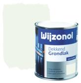Wijzonol grondverf dekkend wit 750 ml
