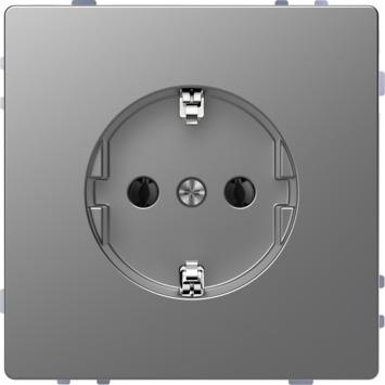 Merten D-Life Inbouw Stopcontact Enkel RA