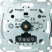 Merten D-Life inbouw dimmer halogeen elektrische trafo 20-315 watt