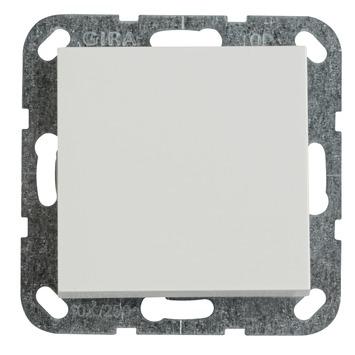 Gira ST55 inbouw kruisschakelaar wit