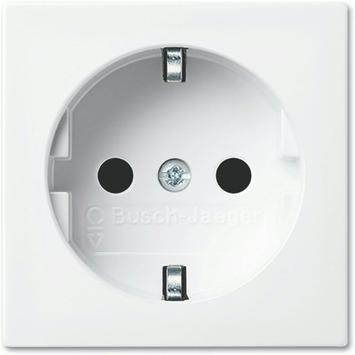 Busch-Jaeger Balance SI Enkel Stopcontact Wit