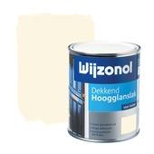 Wijzonol lak dekkend RAL 9001 crème wit hoogglans 750 ml