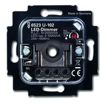 Busch-Jaeger Inbouw Dimmer LED 2-100 W
