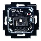 Busch-Jaeger inbouw dimmer LED/gloei/halogeen dimmer 2-100 watt