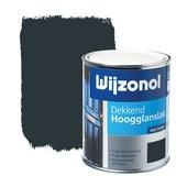 Wijzonol lak dekkend koningsblauw hoogglans 750 ml