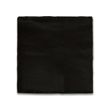 Wandtegel Amadora Zwart 13x13 cm 0,5 m²