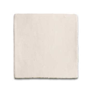 Wandtegel Amadora Wit 13x13 cm 0,5 m²