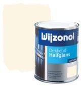 Wijzonol lak dekkend RAL 9001 crème wit halfglans 750 ml