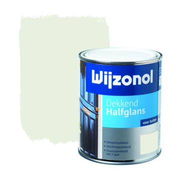 Wijzonol lak dekkend RAL 9010 gebroken wit halfglans 750 ml