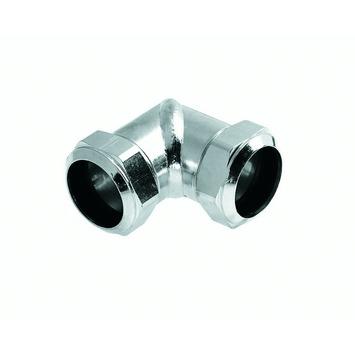 Bonfix knel knie staalverzinkt 22 x 22 mm
