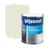 Wijzonol lak dekkend roomwit halfglans 750 ml