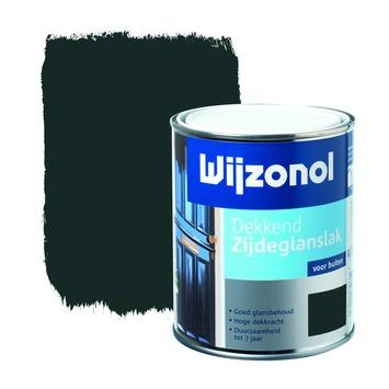 Wijzonol lak dekkend RAL 9010 gebroken wit zijdeglans 750 ml
