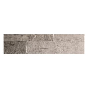 Wandtegel Kristianstad Wit 11x45 cm