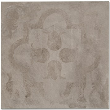 Vloertegel Dust Grigio Decor 30x30 cm