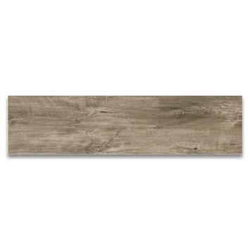 Vloertegel Lund Grijs 24,8x99,8 cm 1 m²