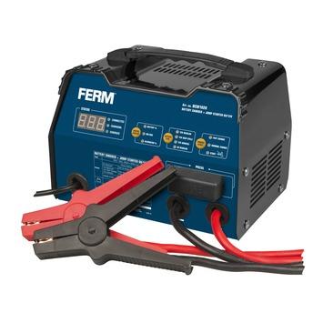 FERM acculader met starthulp BCM 1020 6V/12V 12A