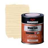 Rambo vloerlak transparant whitewash zijdeglans 750 ml