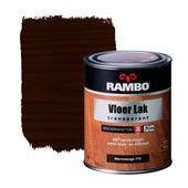 Rambo vloerlak transparant warm wenge zijdeglans 750 ml