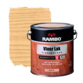 Rambo vloerlak transparant kleurloos zijdeglans 2,5 liter