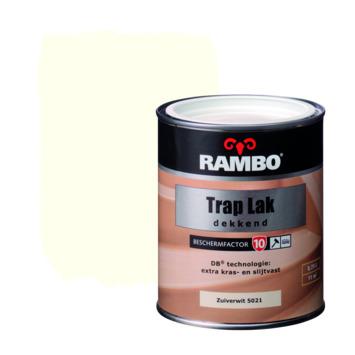 Favoriete GAMMA   Rambo traplak zuiver wit 750 ml kopen?   HR42