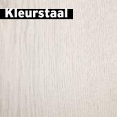 Kleurstaal GAMMA Confort laminaat roomwit eiken 7mm 14x20,3x0,7 cm