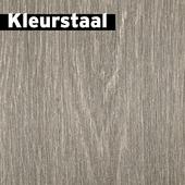 Kleurstaal GAMMA Elan laminaat met V-groef grijs eiken 8mm