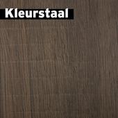 Kleurstaal GAMMA laminaat Signature Xtra breed warm bruin met V-groef  8mm