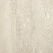 Kleurstaal GAMMA Bastion laminaat met V-groef gebroken wit 8mm