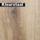 Kleurstaal GAMMA Laminaat Signature Xtra breed wit geolied eiken 8mm