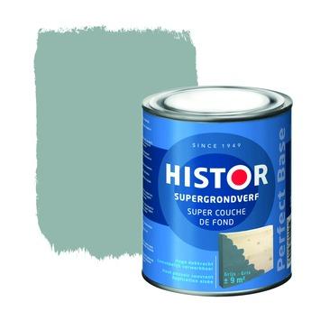 Histor Perfect Base Super grondverf grijs 750 ml