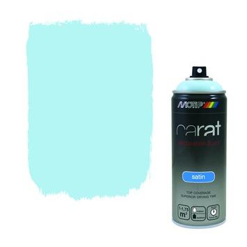 Motip Carat  zijdeglans himalaya blue