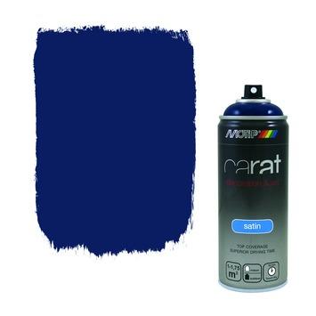 Motip Carat zijdeglans sapphire blue