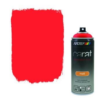 Motip Carat mat traffic red
