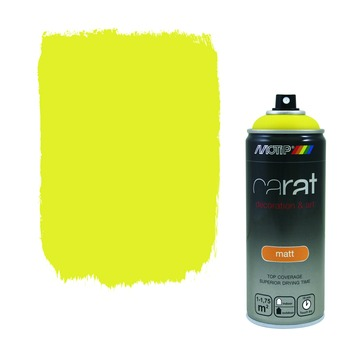 Motip Carat mat yellow grape