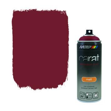 Motip Carat mat purple red