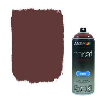 Motip Carat zijdeglans charly brown