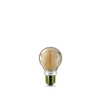 Philips LED Classic 48W E27 gold