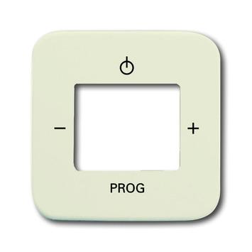 Busch-Jaeger Reflex SI centraalplaat inbouwradio crème