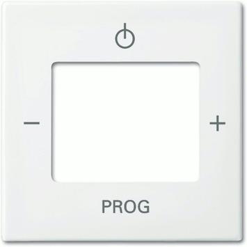 Busch-Jaeger Balance centraalplaat inbouwradio wit