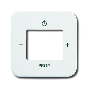 Busch-Jaeger Reflex SI centraalplaat inbouwradio wit