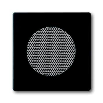 Busch-Jaeger Future Linear centraalplaat inbouw mat zwart