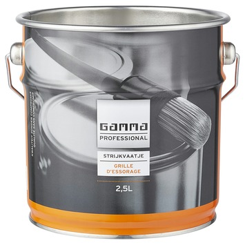 GAMMA Professional strijkvaatje 2,5 liter