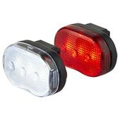 Fietsverlichtingsset OK LED Classic