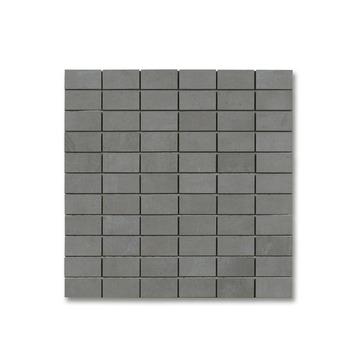 Mozaïektegel Ogan Grijs 30x30 cm