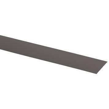 CanDo kantenband vensterbank warm grijs 4,3x45 cm 2 stuks