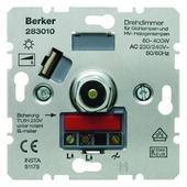 Berker S.1 inbouw dimmer 230V gloei/halogeen druk 60-400 watt