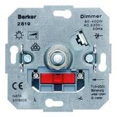 Berker S.1 Inbouw Dimmer 230V Gloei/Halogeen Draai 60-400W