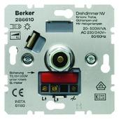 Berker S.1 inbouw dimmer halogeen spoeltrafo 20-500 watt