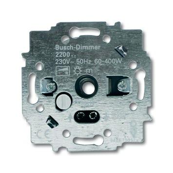 Busch-Jaeger inbouw Dimmer Gloei/Halogeen Draai 60-400 W