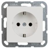 Gira ST55 voordeelpack inbouw enkel geaard stopcontact 10 stuks